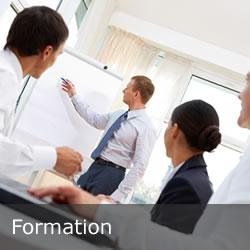 dpfc - La gestion des actions - Formation